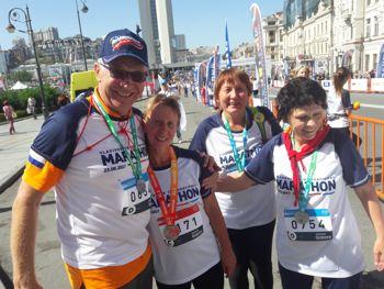 Marathon vladivostok