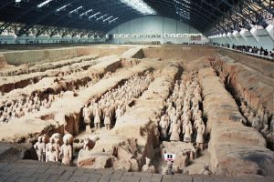 Xian terracota leger