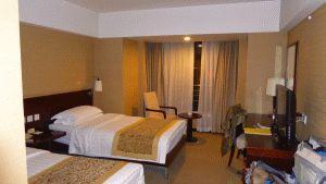 china beijing hotelkamer