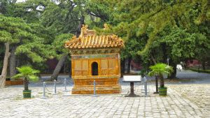 china beijing Ning Tombes tour