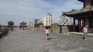 stadsmuur xian