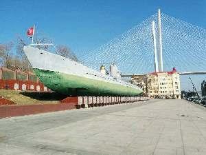 vladivostok onderzeeboot