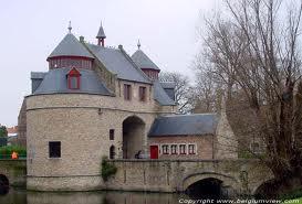 Ezelspoort Brugge wandelvakantie