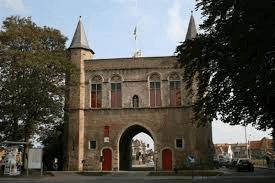 Gentpoort Brugge wandelreis