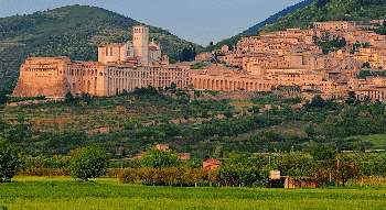 Klooster Assisi