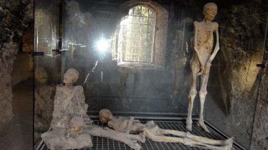 museum delle mummie di ferentillo