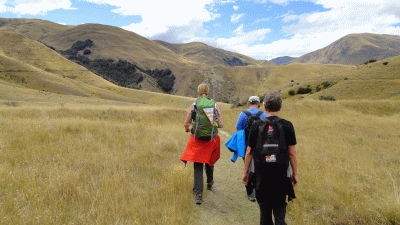 Arrowtown-wandeling