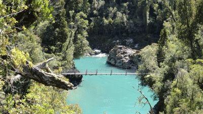 Hokitika-Gorges
