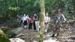 trail Khao Yai