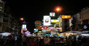 Khasan Road Bangkok