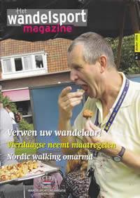 hart voor de wandelaars Theo Tromp
