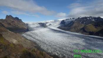 ijsland Skakftafell