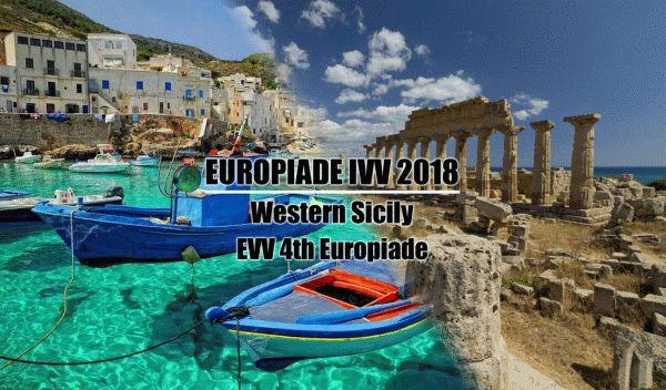 4e IVV Europiade Italie