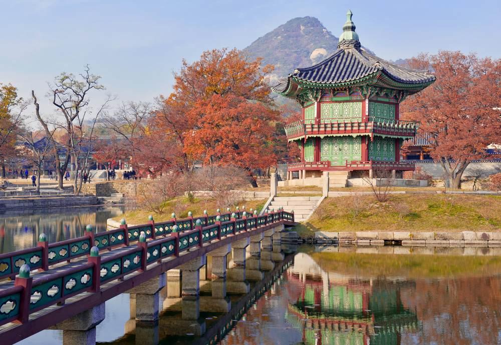 Gyeongbokgung Paleis,