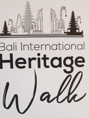 Bali INternational Heritage Walk