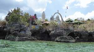 tempel op Menjangan