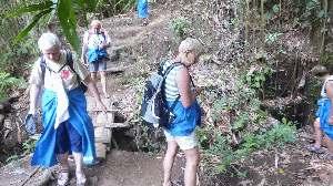 trekking Goa Gajah 1