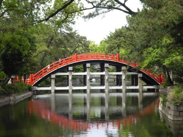 Osaka Sumiyoshi Taisha brug