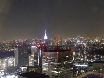 Tokyo bij nacht