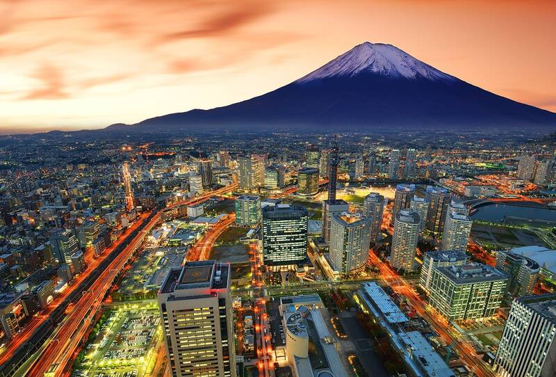 Yokohama Fuij