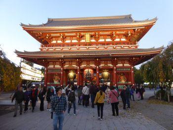 Senso-ji Asakusa Kannon Temple