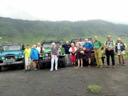 jeep safari bromo