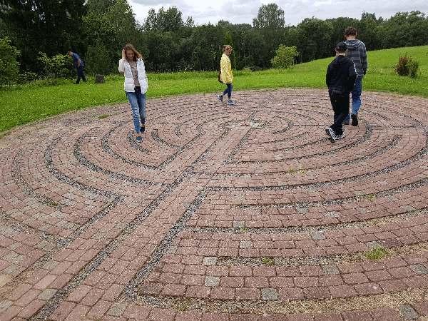 Siguilda letland labyrint van zelfontdekking