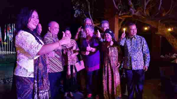 Opening Jogja Heritage Walk Yogjakarta