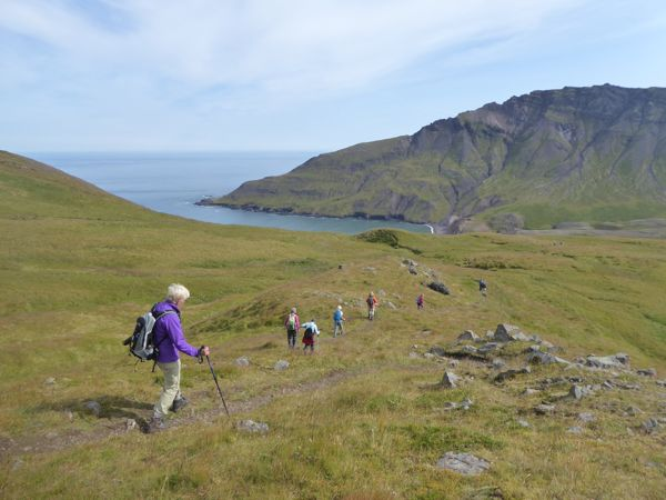 Ijsland wandelreis